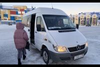 Между Лабытнанги и Салехардом запустили автобусный маршрут