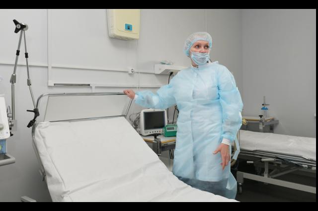 В ЯНАО дополнительно зарезервируют 242 койки для лечения пациентов с COVID-19