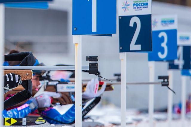 Решение о дисквалификации принял Союз биатлонистов России.