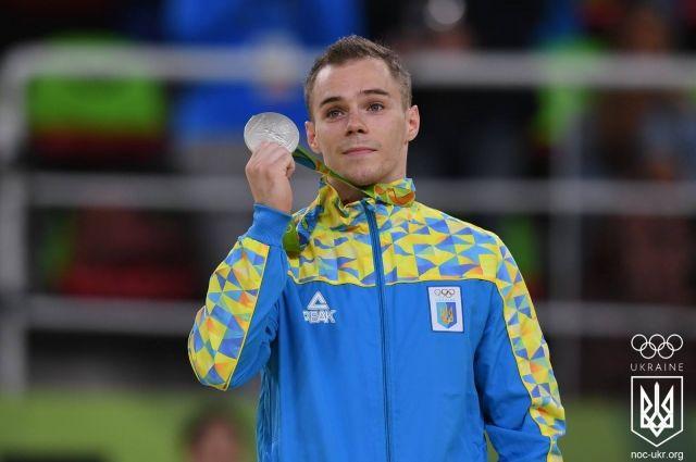 Олимпийский чемпион Олег Верняев временно отстранен от соревнований
