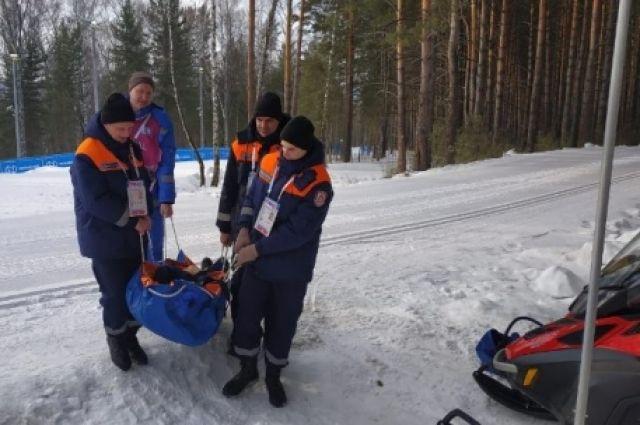 По информации спасателей, за сутки с 5 по 6 января, погибших не было.