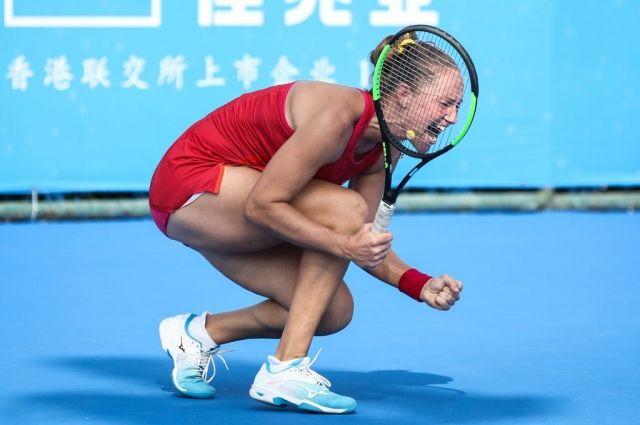Украинская теннисистка выиграла квалификации на турнир в Абу-Даби