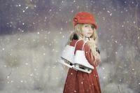На западе Оренбуржья 7 января пройдет небольшой снег.