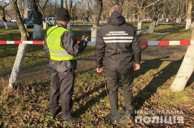 Во Львовской области мужчина покончил с собой с помощью петарды