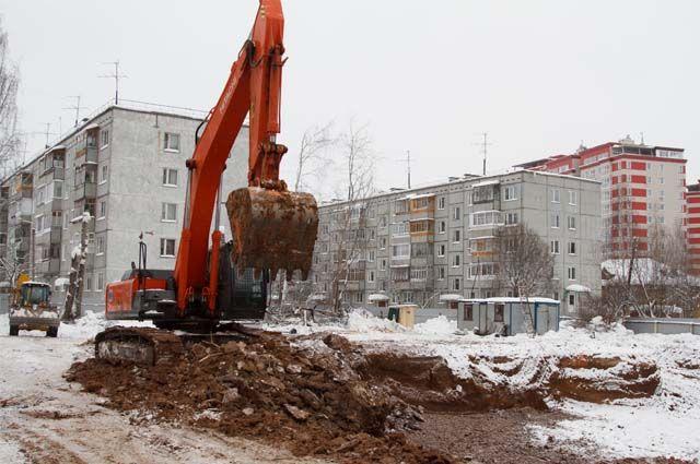 Строительный сектор Новосибирской области упал на 20%.