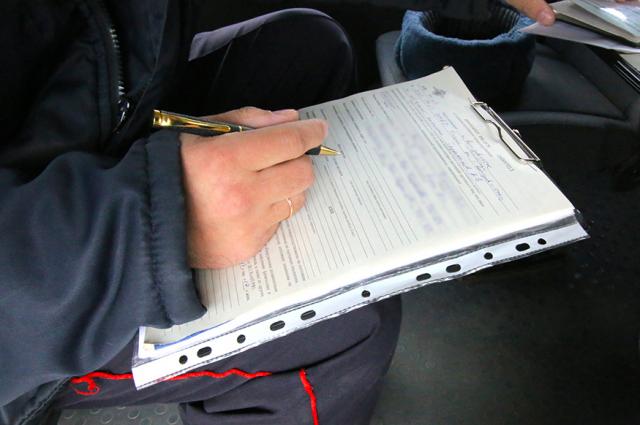 Автохама в Саратове оштрафовали за парковку иномарки на набережной