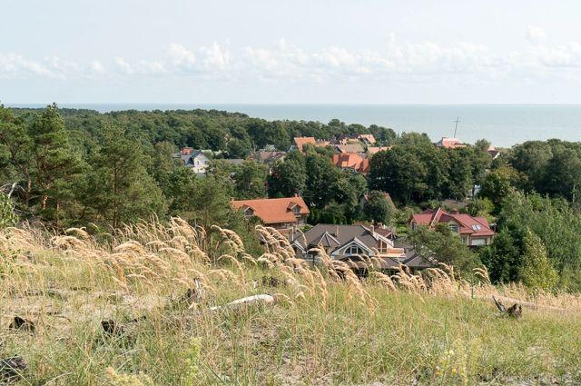 Теперь в посёлках Куршской косы строить станет легче.