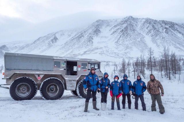 С начала года команда Arctic Trophy едет по регионам, где по легендам могла находиться легендарная Биармия.
