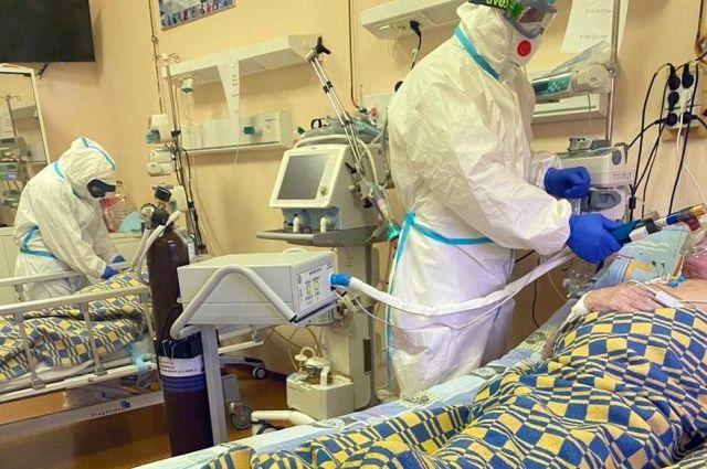 В Ханты-Мансийске стали применять новую методику лечения COVID-19