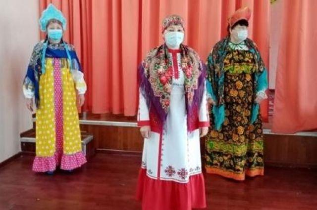 В тюменском селе может появиться музей платка