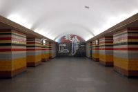 Локдаун в Киеве: часть станций метро планируют закрыть