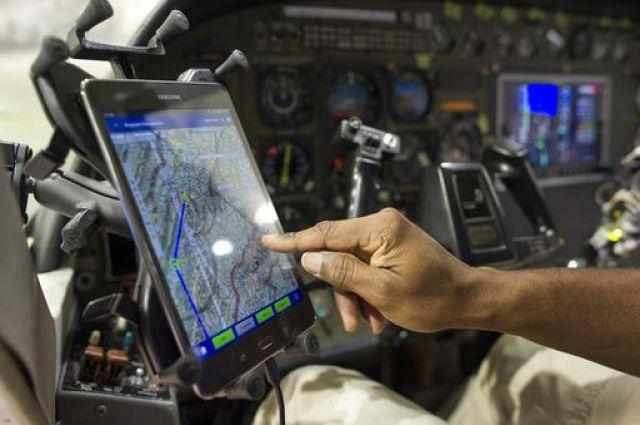 Украина начала исследовать летный планшет со сбитого самолета МАУ