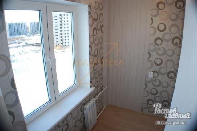 Одно из агентств недвижимости выставило на продажу 8-метровую студию за 385 тыс рублей.