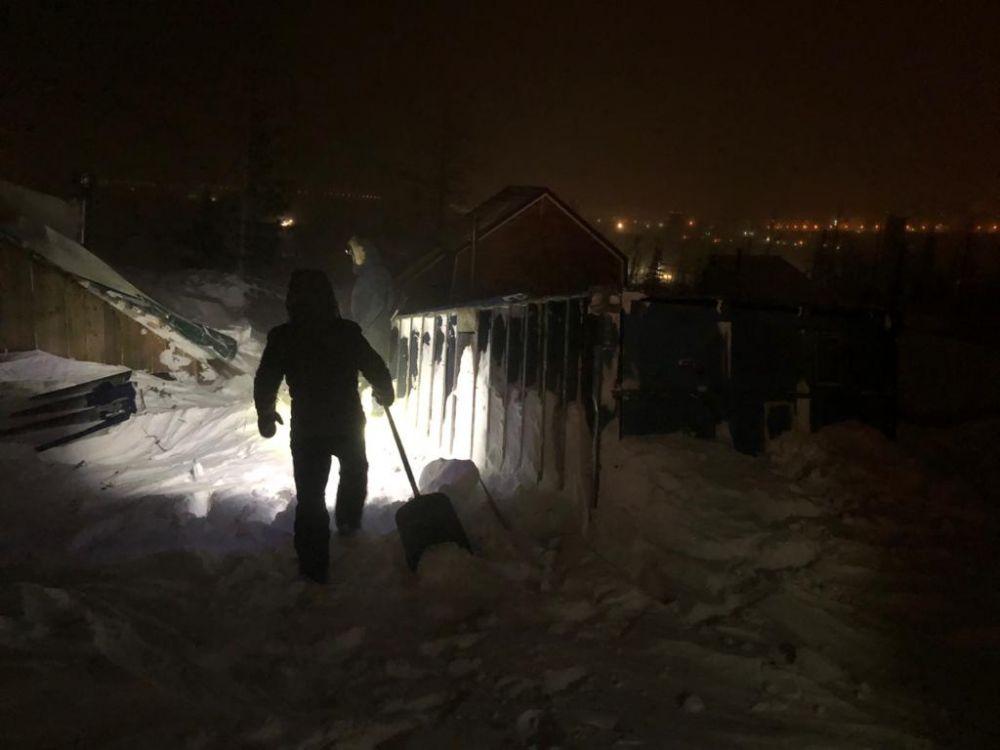 Сход лавины на горнолыжной базе в Норильске - есть жертвы