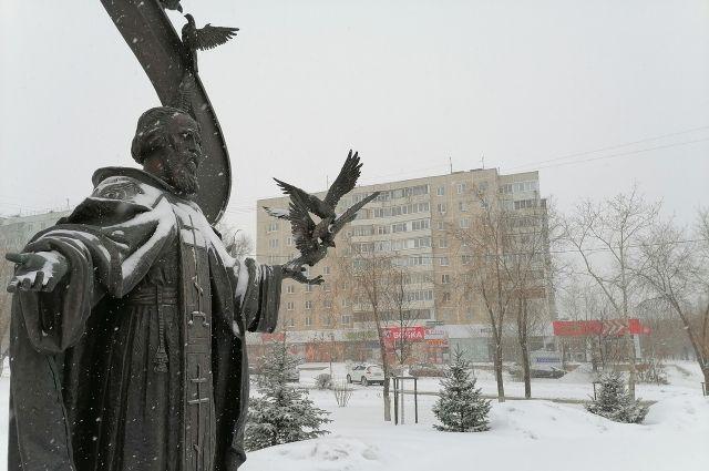 Синоптики прогнозируют трехдневный снегопад в Оренбургской области.