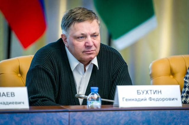 В правительстве региона Геннадий Бухтин проработал более 10 лет