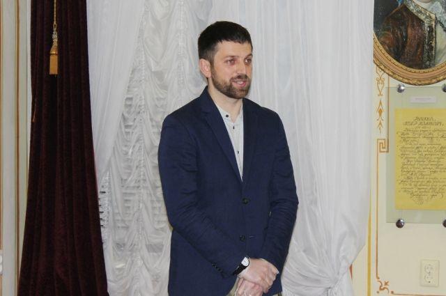 Александр Ушаков рассказал о своих рабочих планах на посту директора Оренбургского губернаторского историко-краеведческого музея.
