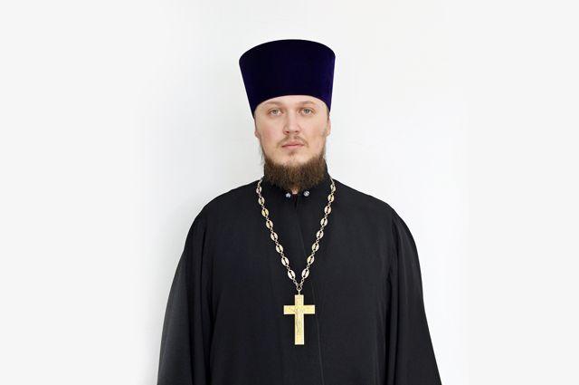 Настоятелем кафедрального собора Иоанна Кронштадтского в Гае назначен иерей Максим Бражников.
