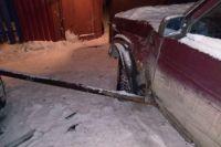 Под Тюменью нетрезвый водитель устроил дорожный дебош