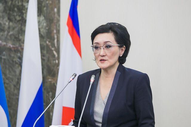 Сардана Авксентьева руководила Якутском с сентября 2018 года.