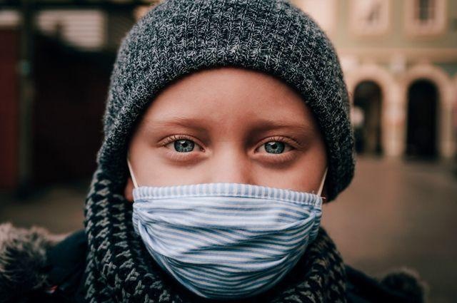 Коэффициент распространения инфекции – 0,87