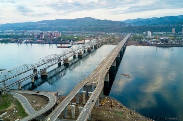 К Красноярскому краю интерес проявляют новые крупные инвесторы.