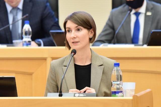 И.о. министра цифрового развития Чувашии стала чиновница из Республики Коми