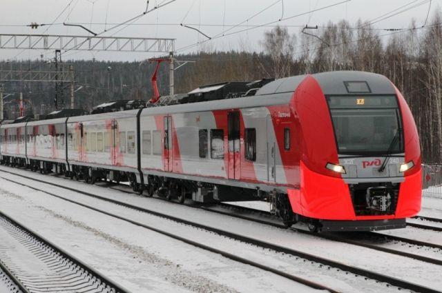 С 10 января новые «Ласточки» связали Екатеринбург с Ревдой и Билимбаем