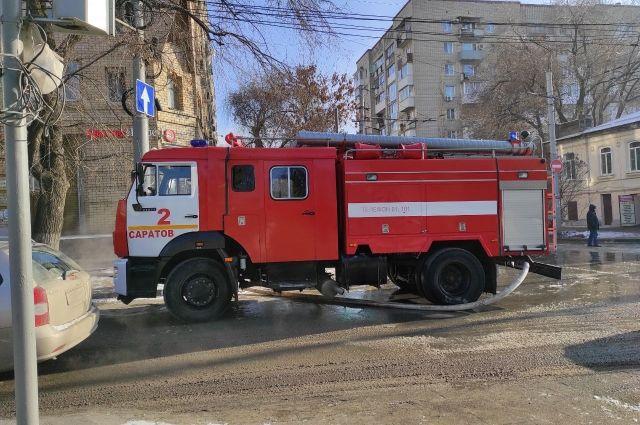 В Саратовской области пять человек погибли на пожарах с начала года