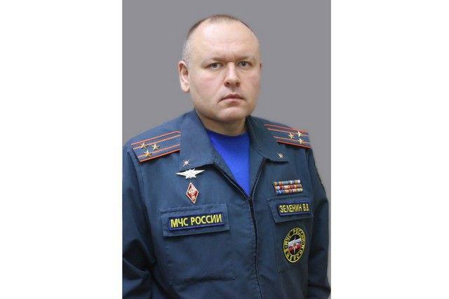 МЧС по Чувашии возглавил уроженец Нижегородской области