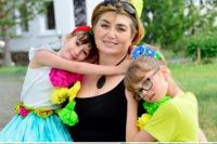 Две Вероники из детского дома попали в добрую семью.