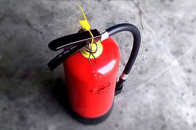 Возгорание произошло 11 января