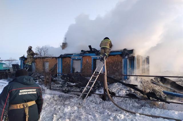 В трёх пожарах в Башкирии погиб один человек и двое пострадали