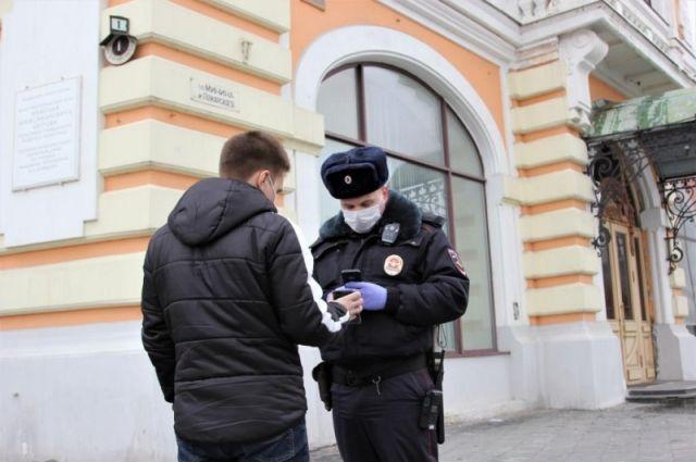 В Нижегородской области в праздники выявили 53 нарушения ограничений