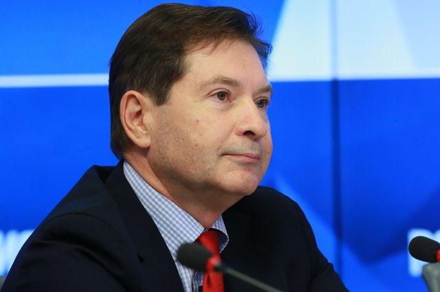 Андрей Безруков.