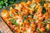 Запеканка из макарон с овощами и ветчиной: рецепт сытного блюда