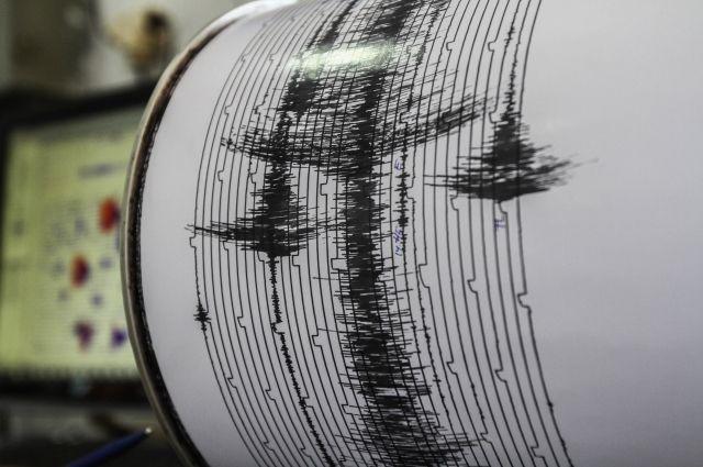 На границе России и Монголии произошло мощное землетрясение