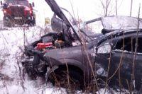 В результате опрокидывания машины в кювет в Сакмарском районе погиб молодой пассажир Opel.