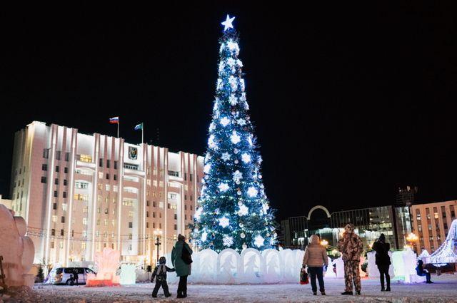 Хабаровск стал одним из худших городов России в 2020 году