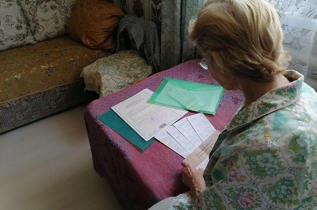 По требованию прокуратуры женщине сделали перерасчёт.