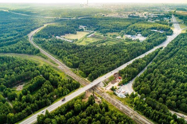 Для расширения трассы Тюмень – Омск в Тюменском районе изымут участки