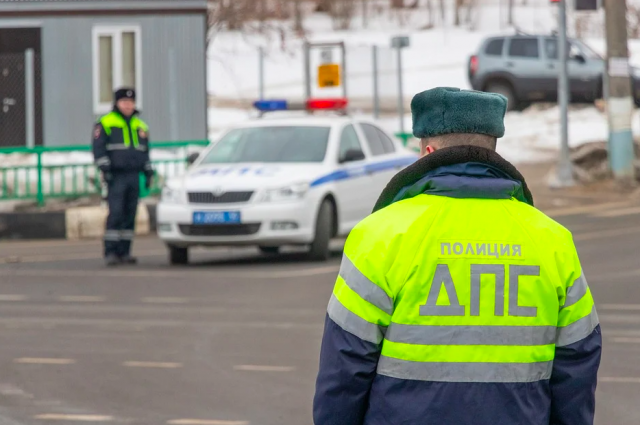 Инспекторы ГИБДД остановили на дорогах областного центра 75 пьяных водителей.