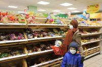 Рост качества жизни— это втом числе иполная продуктовая корзина упростой среднестатистической российской семьи.