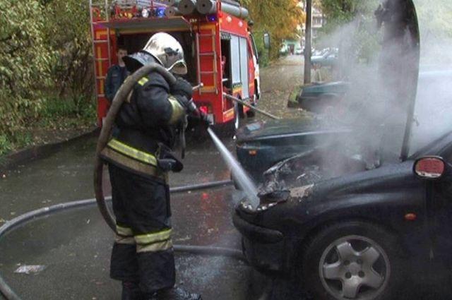 Полицейские раскрыли поджог автомобилей, произошедший в декабре