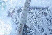 В Оренбургской области прогнозируются морозы до -31 градуса.