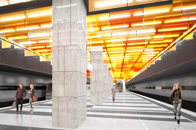 Когда откроют станцию метро «Карамышевская»?