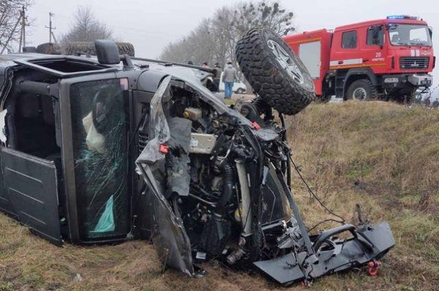 В Хмельницкой области произошло столкновение авто: есть жертвы
