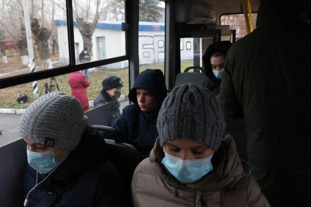 Опять подорожание: в Оренбурге проезд в автобусах №61 с 13 января будет стоить 25 рублей.