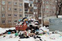 Расходы на сбор и вывоз отходов в Воркуте ежемесячно составляют 7-8 млн руб.