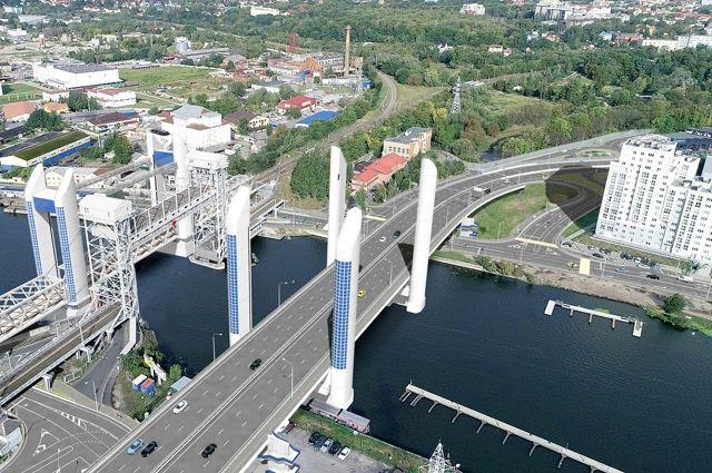 У калининградцев будут изымать участки для строительства моста через Преголю